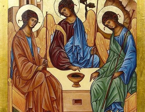16.06.2019 - Uroczystość Trójcy Przenajświętszej