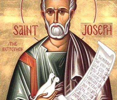 Męska Ewangelia i sprawiedliwy Józef