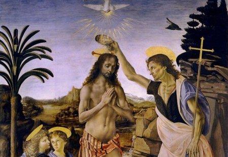 12.01.2020 - Niedziela Chrztu Pańskiego