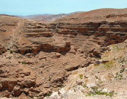 Powstanie ewangelii Marka i pustynia