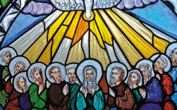 31.05.2020 - Zesłanie Ducha Świętego