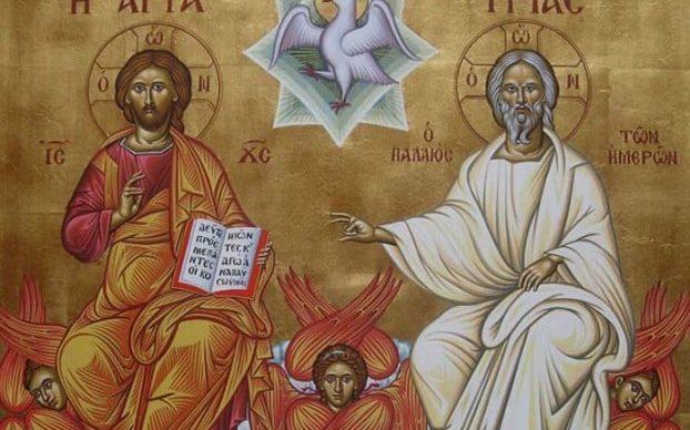 7.06.2020 - Uroczystość Trójcy Przenajświętszej
