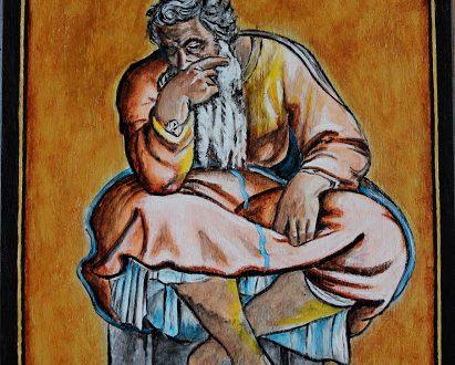 Sakrament Krwi i trudne życie chrześci… proroka