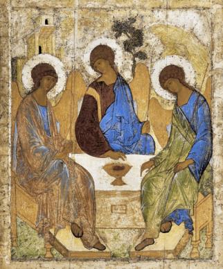 30.05.2021 - Uroczystość Najświętszej Trójcy